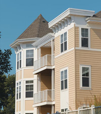 Fiber Cement Siding by CertainTeed